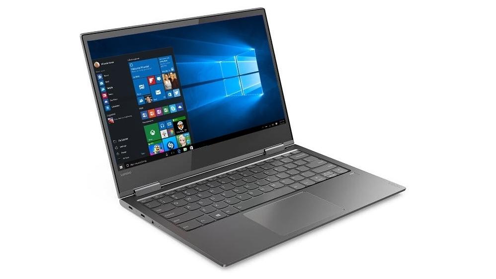 Lenovo Yoga 730-3U 13 3-inch 2-in-1 Modern PC Laptop - Grey