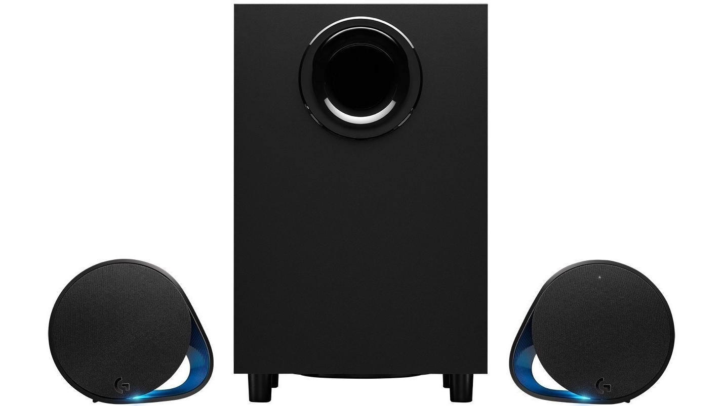 43cc1e92bfe Buy Logitech G560 Light Sync RGB PC Gaming Speakers | Harvey Norman AU