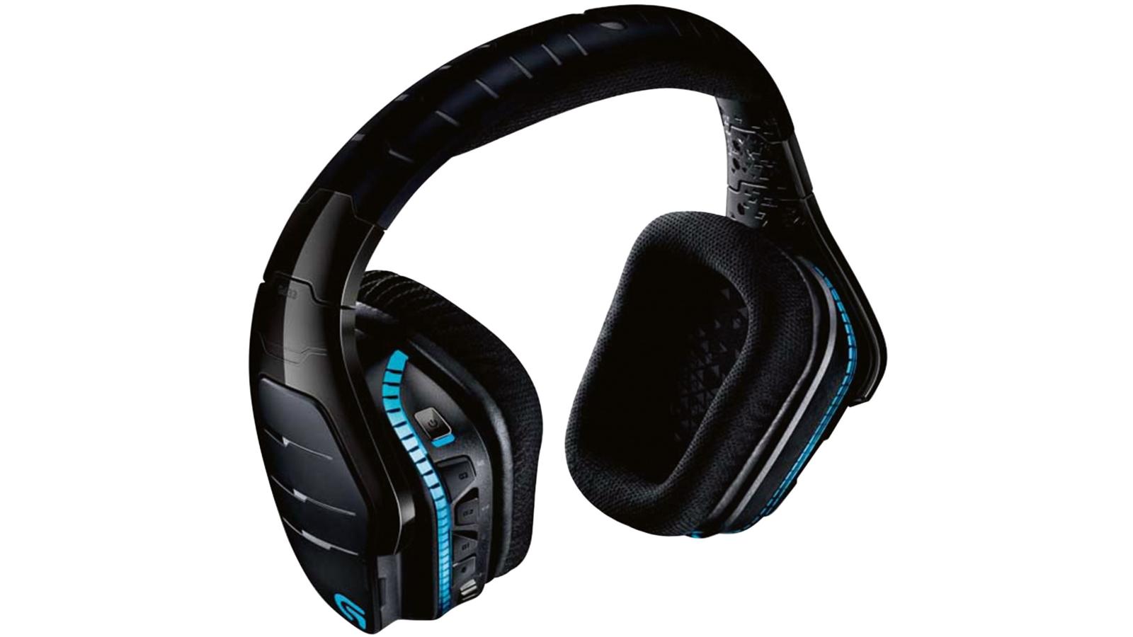 Logitech G933 Artemis Spectrum Wireless Gaming Headset - Black