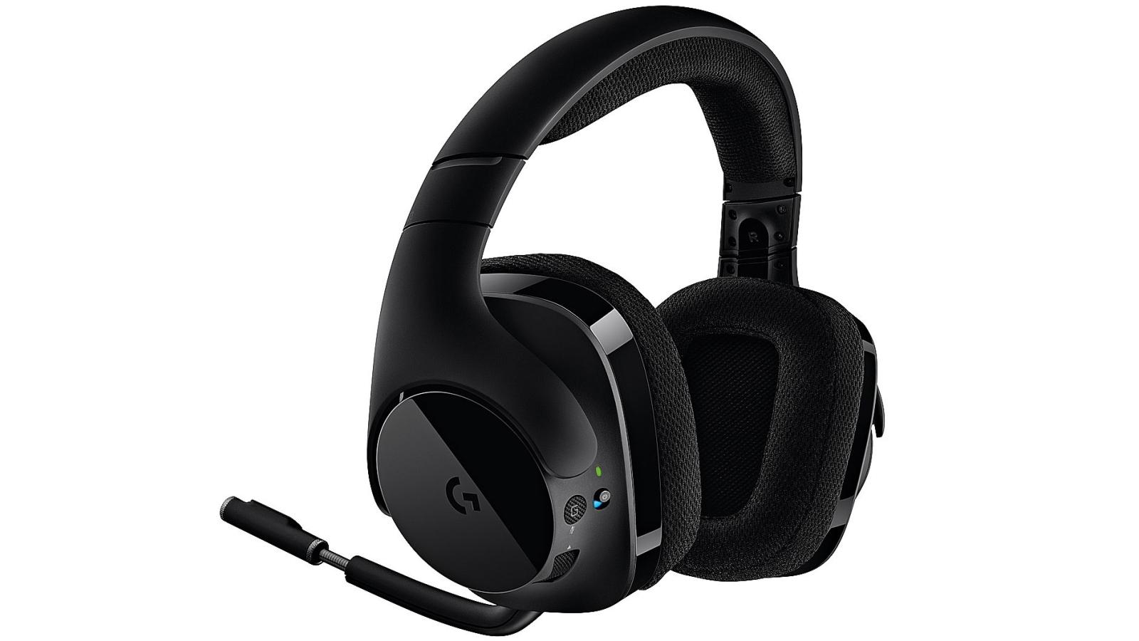 4f627eb3583 Buy Logitech G533 Wireless DTS 7.1 Surround Wireless Gaming Headset |  Harvey Norman AU