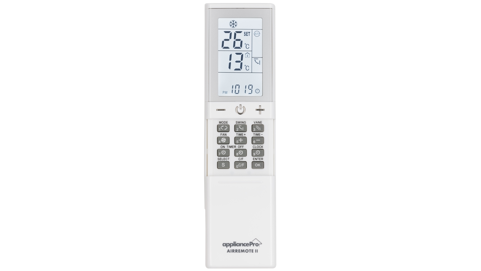 AppliancePro Universal Air Conditioner Remote Control