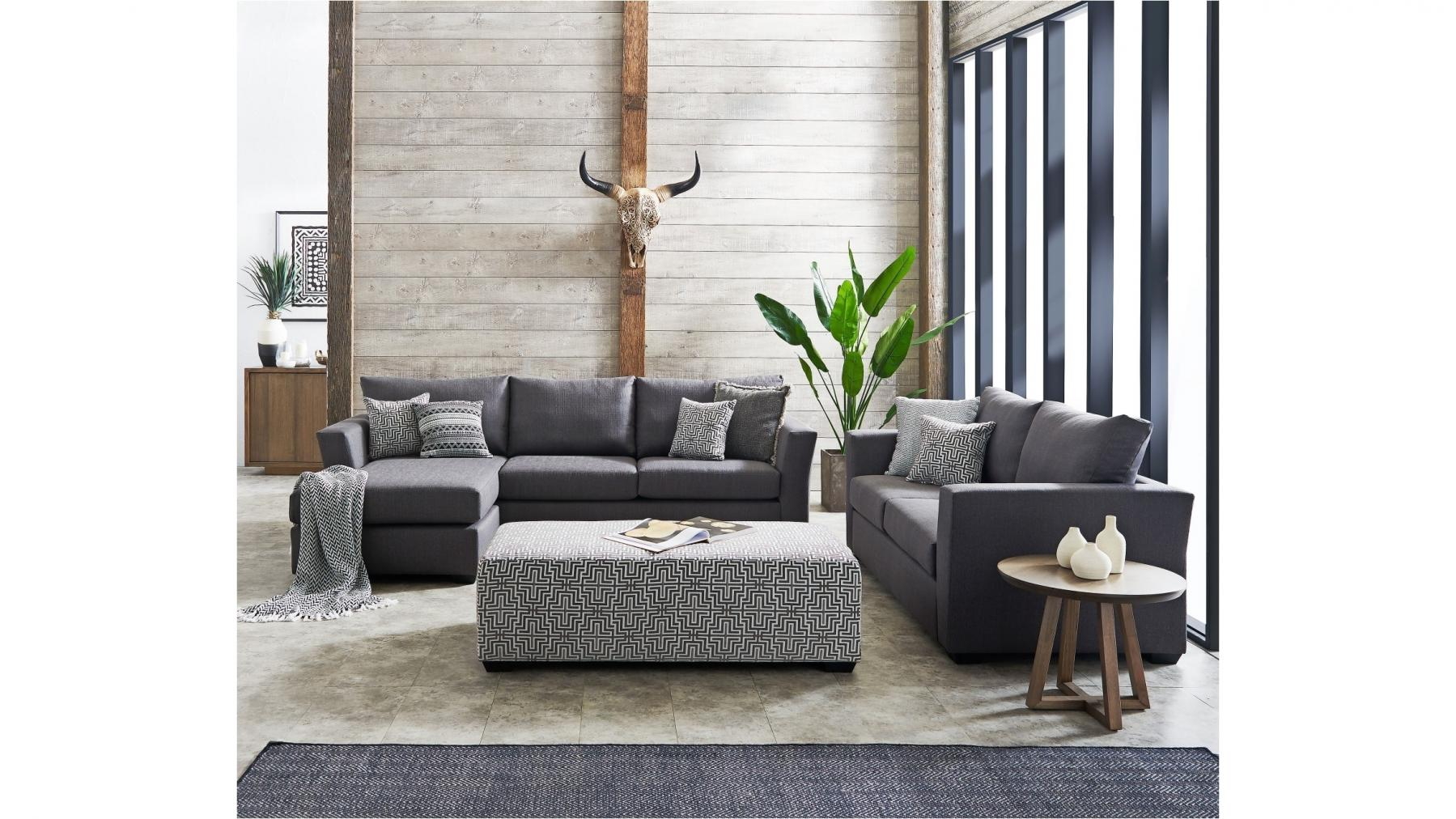 Buy Allendale Fabric Lounge Suite Harvey Norman Au