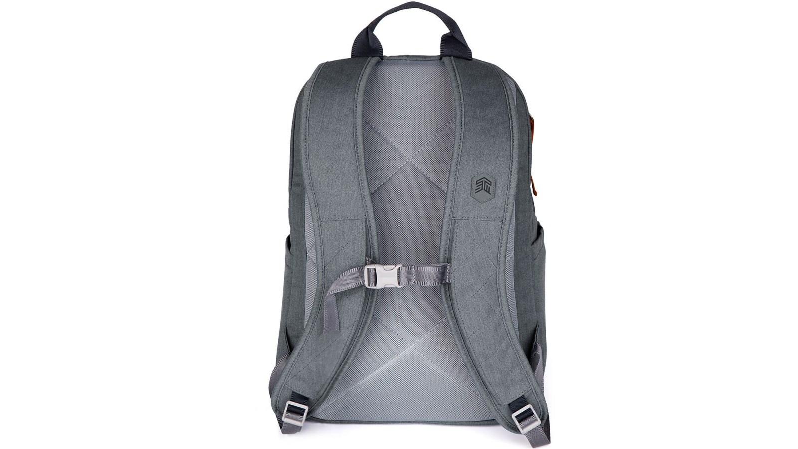 d5ed2b21ea54 STM Banks 15-inch Laptop Backpack - Tornado Grey