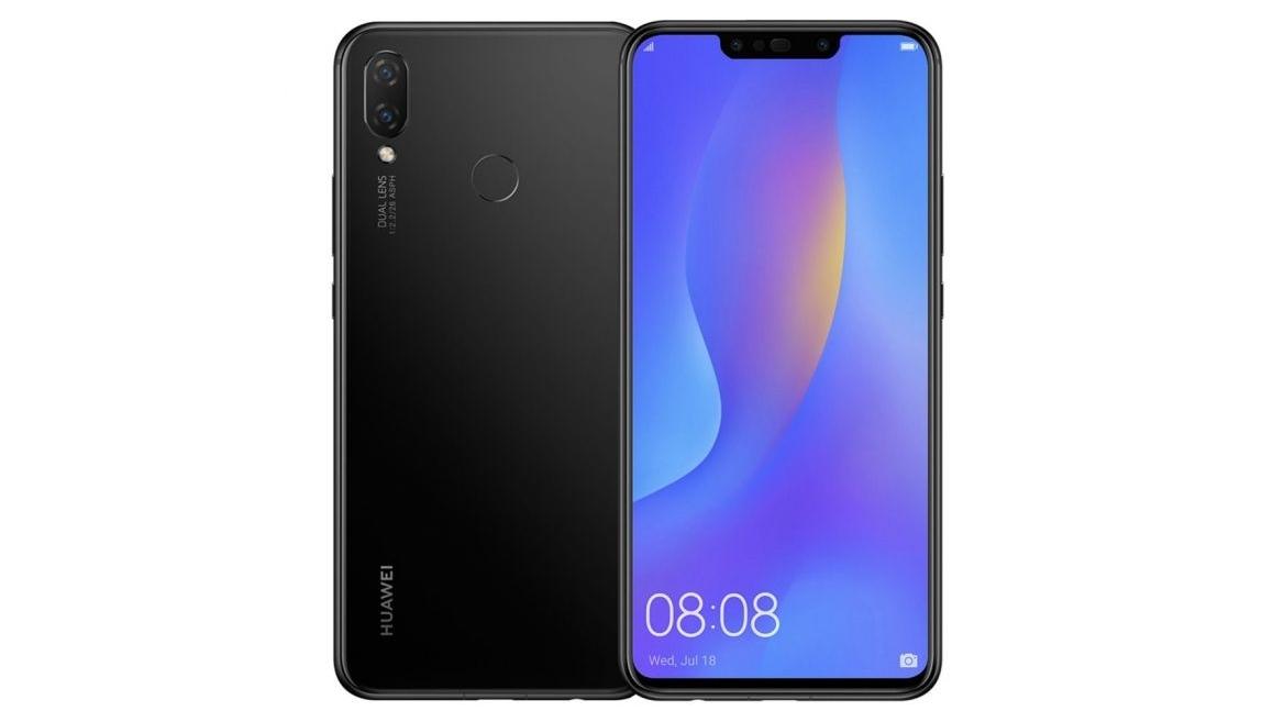 Huawei Nova 3i 128GB Smartphone - Black
