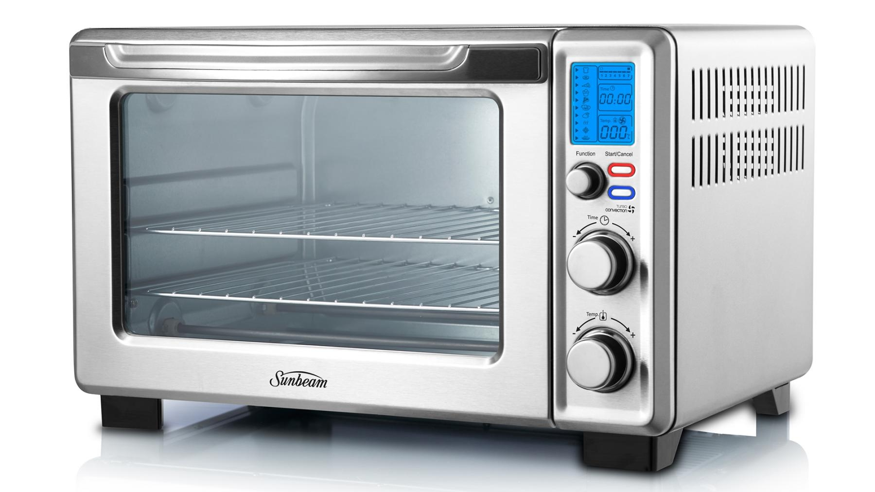 Buy Sunbeam BT7100 Pizza Bake & Grill Compact Oven | Harvey Norman AU