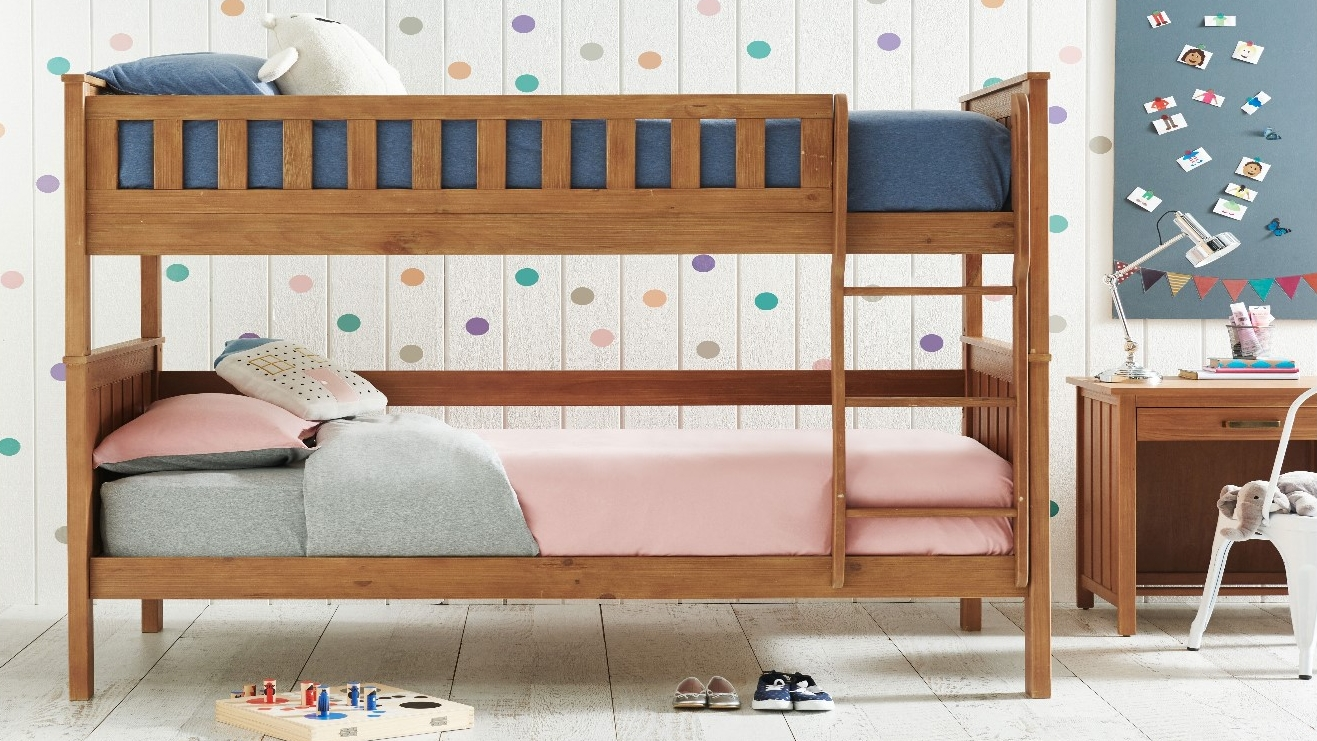 Picture of: Buy Tyson Ii Bunk Bed Harvey Norman Au
