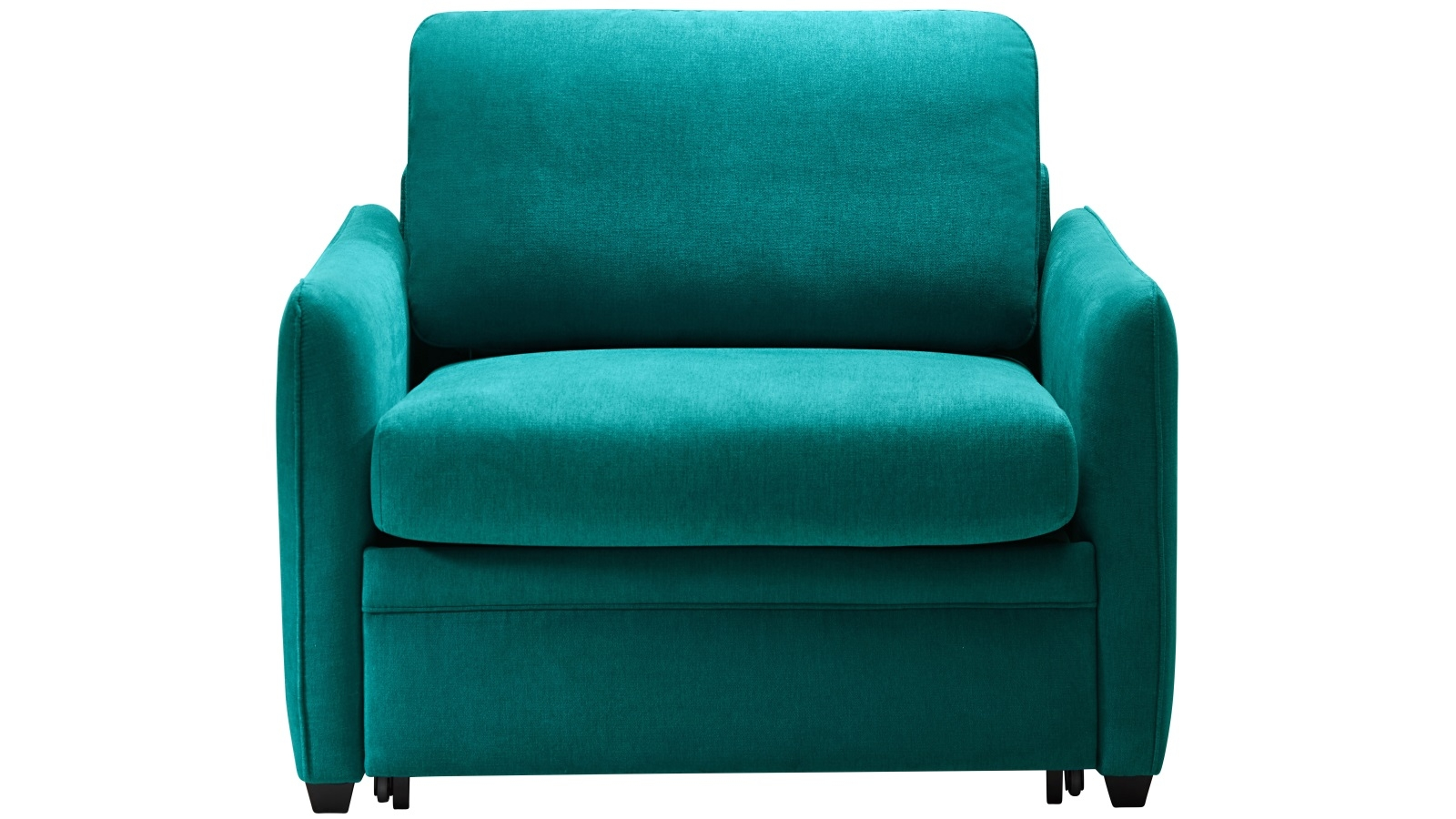 Picture of: Buy Zac Fabric Single Sofa Bed Harvey Norman Au