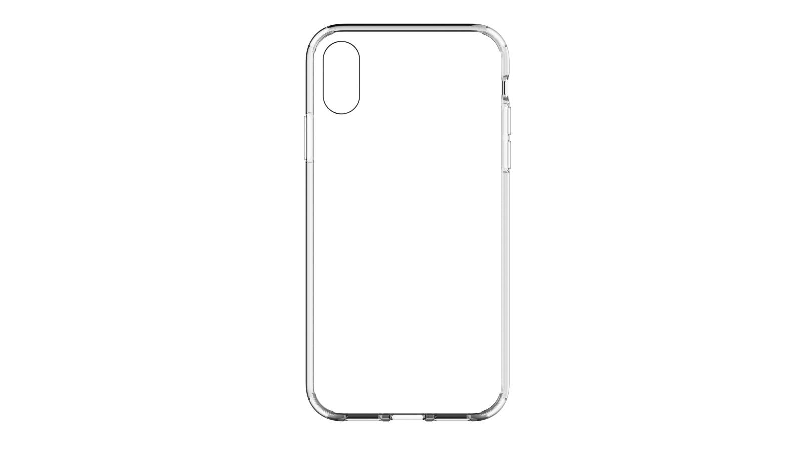 Cygnett Aeroshield Case For Iphone Xs Max Crystal