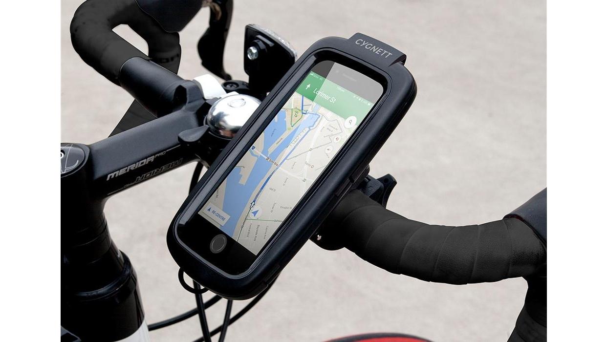 Iphone Bike Mount >> Cygnett Bike Mount For Iphone 8 7 6s 6