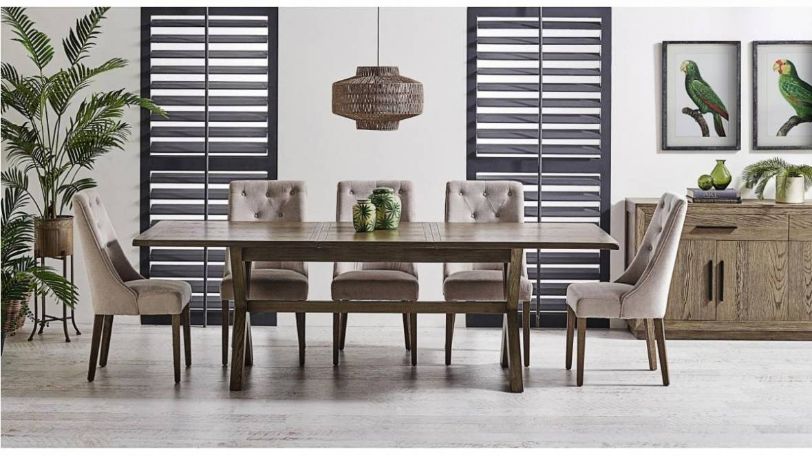Galway 9-Piece Extension Dining Setting