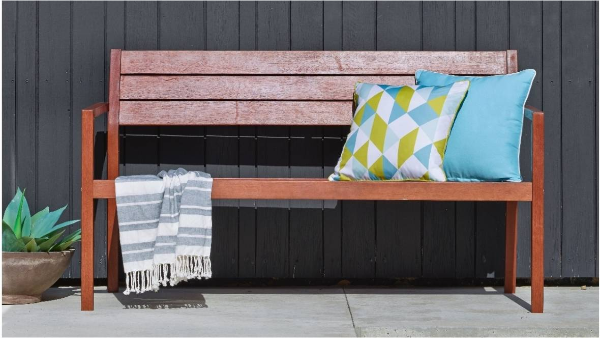 Hunter Outdoor Bench Seat
