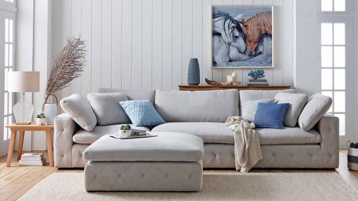 Harvey norman fabric sofas - Harvey norman living room furniture ...