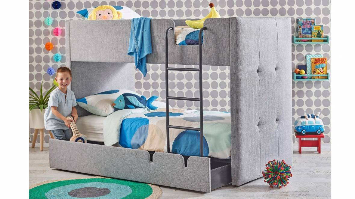 Baxter Single Bunk Bed
