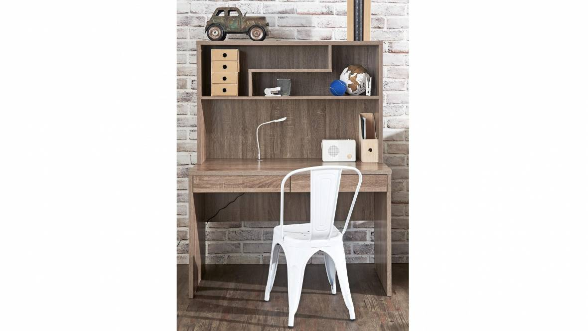Edge 2-Drawer Desk