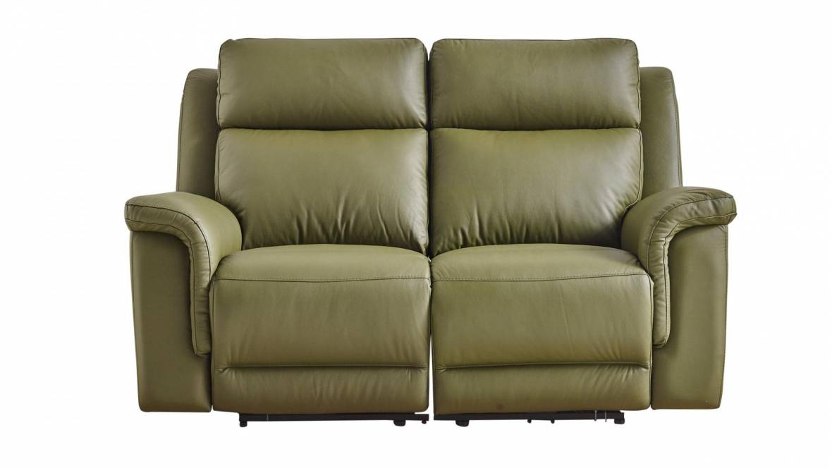 Kade 2-Seater Powered Recliner Sofa