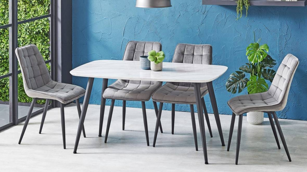 Luoma 5-Piece Dining Setting