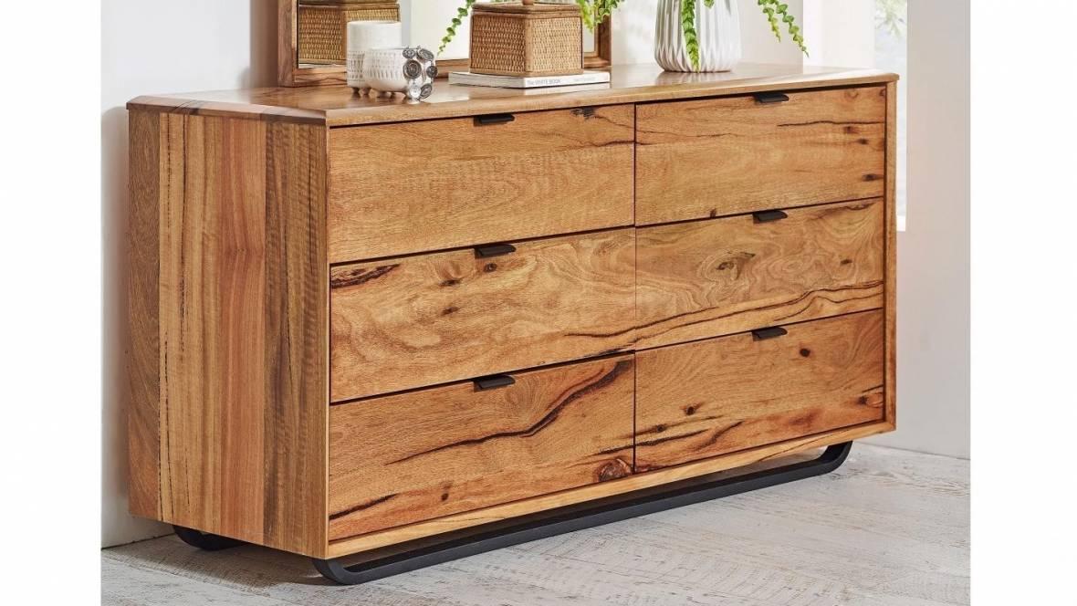 Bunbury 6-Drawer Dresser