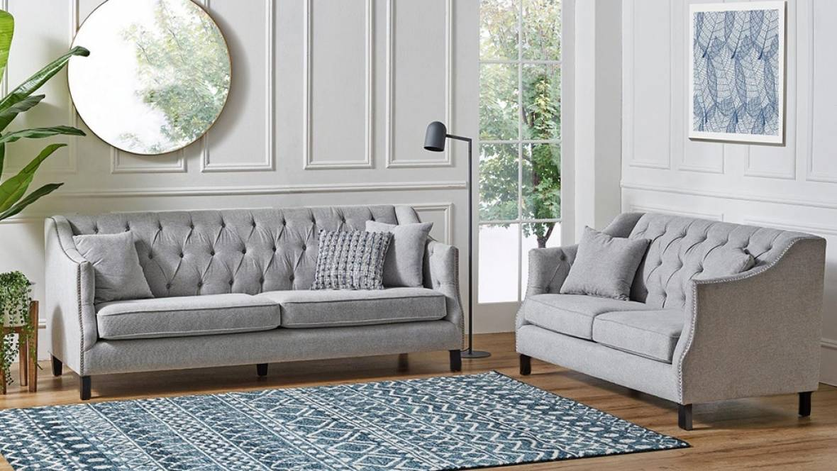 Vermont Fabric Sofa