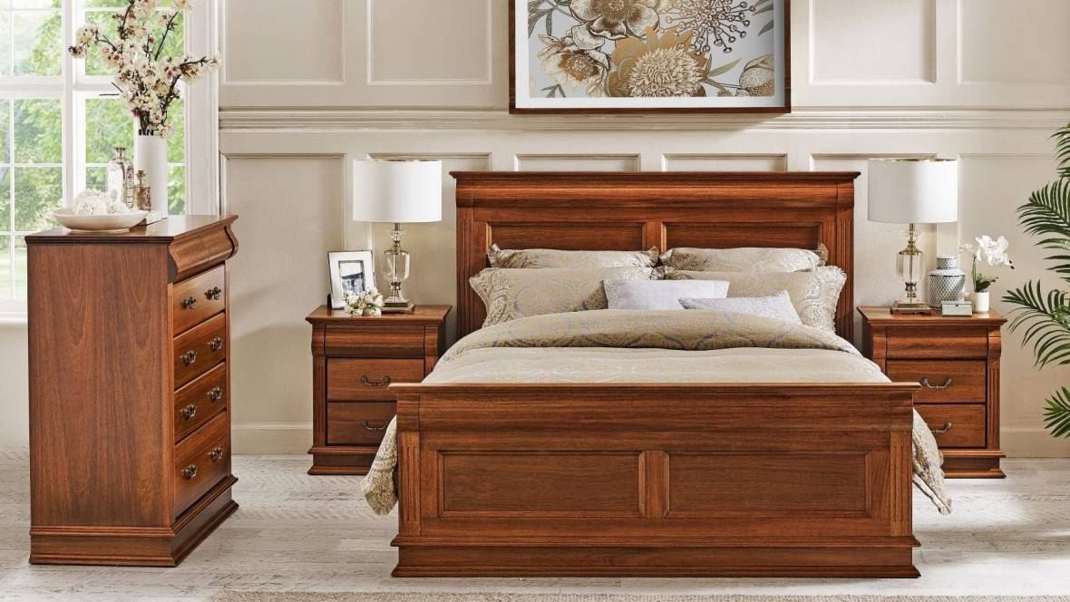 Nowra MK2 Bed