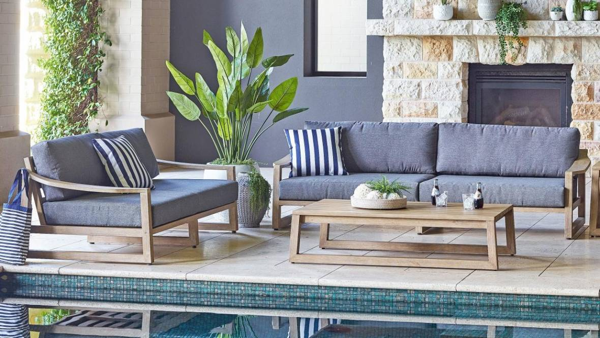 Angkor Outdoor Sofa