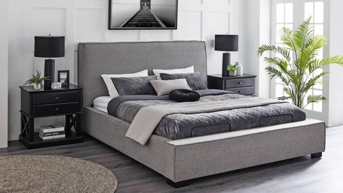 Bliss Adjustable Bed Frame