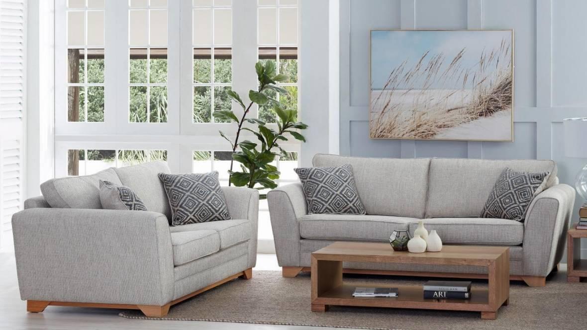 Sloane Fabric Sofa