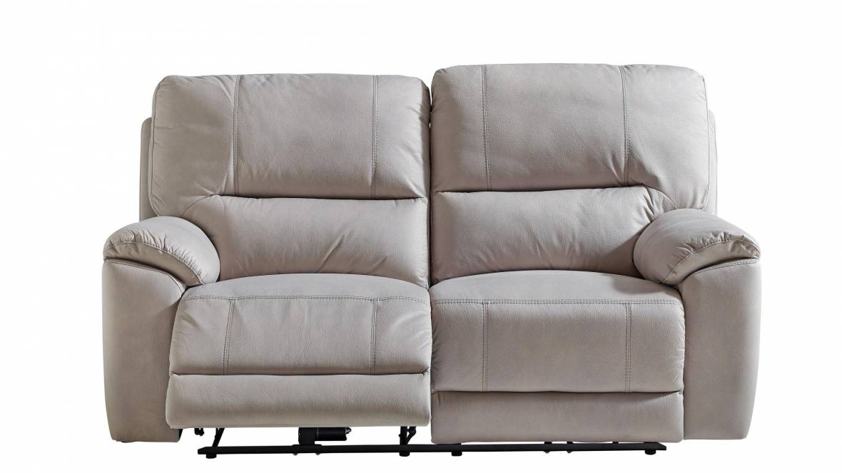 Quay West 2.5-Seater Powered Fabric Recliner
