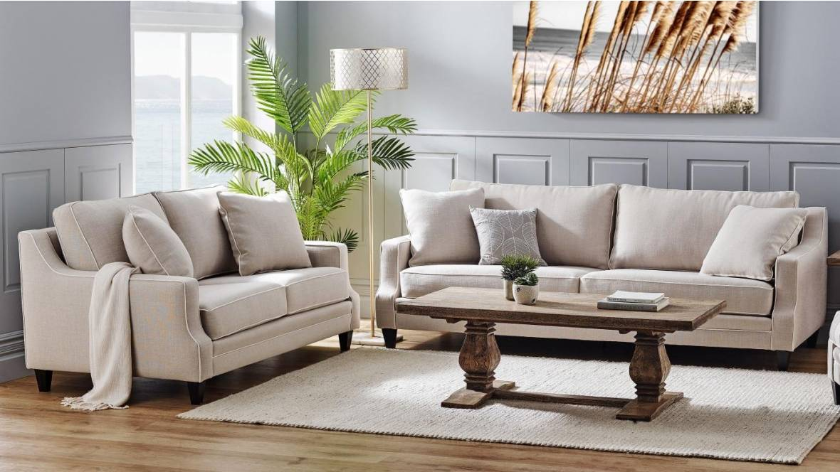 Renoir Fabric Sofa