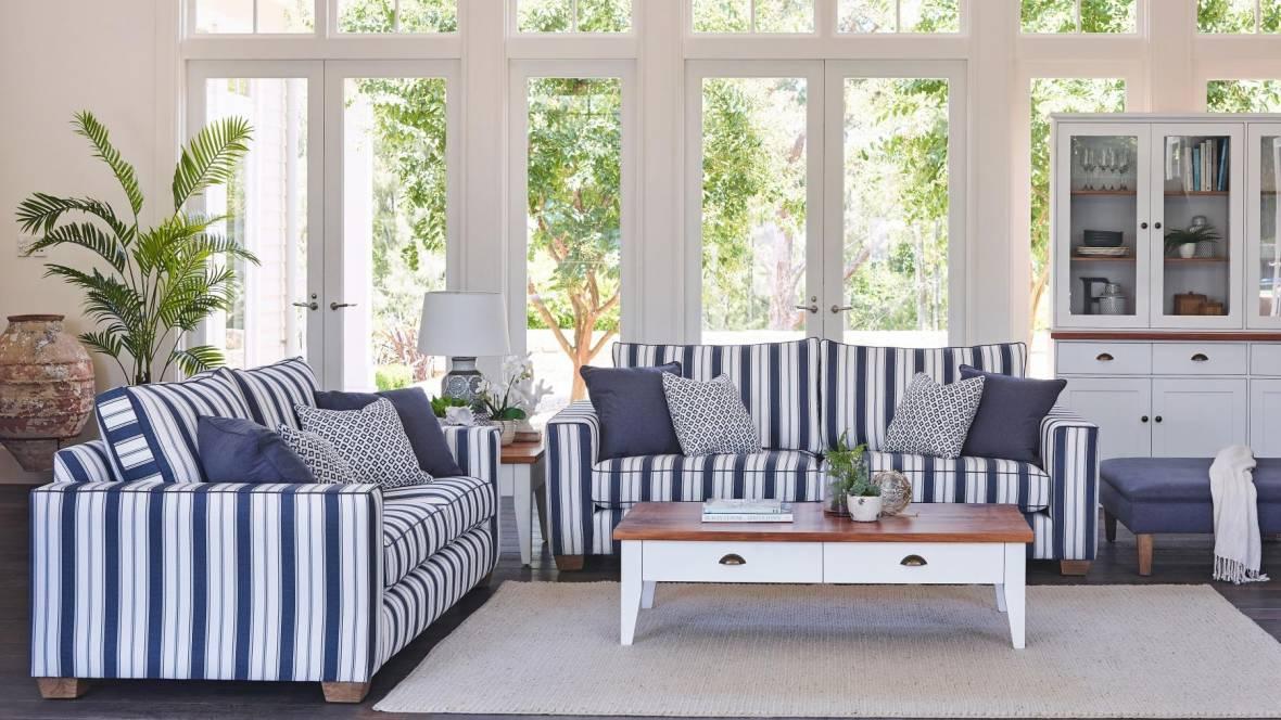 Eastport Fabric Sofa