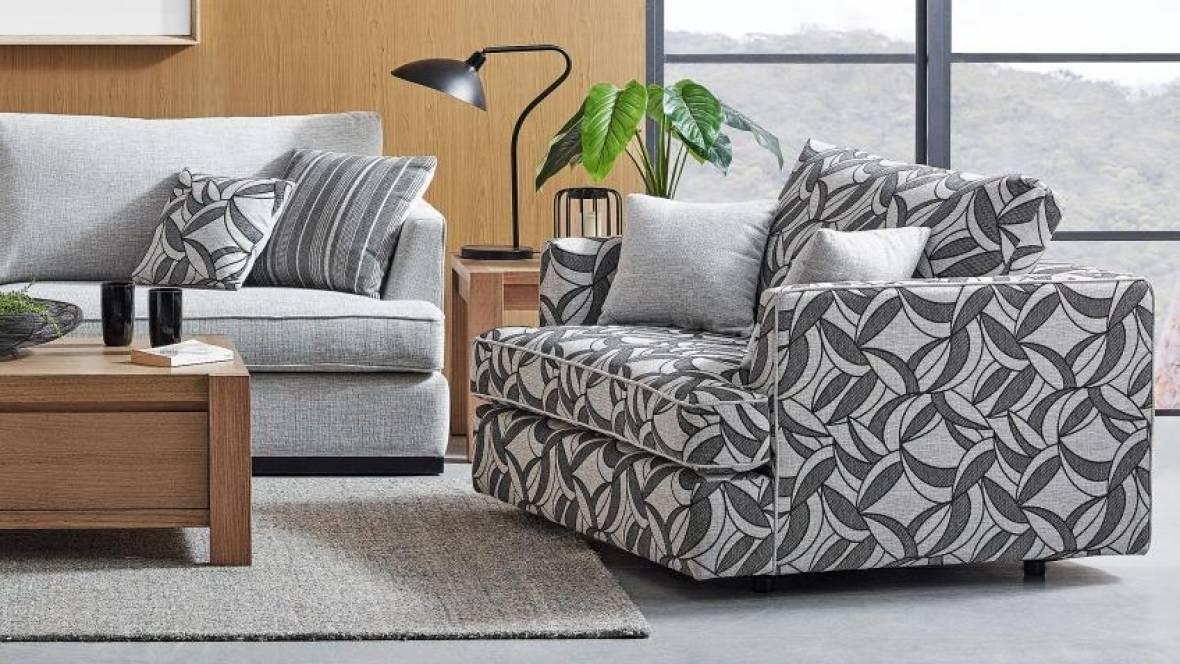 Portsea Fabric Armchair