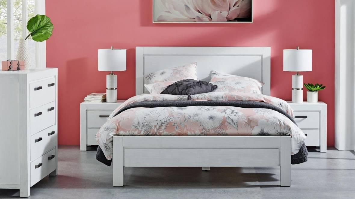 Astor 4-Piece Bedroom Suite