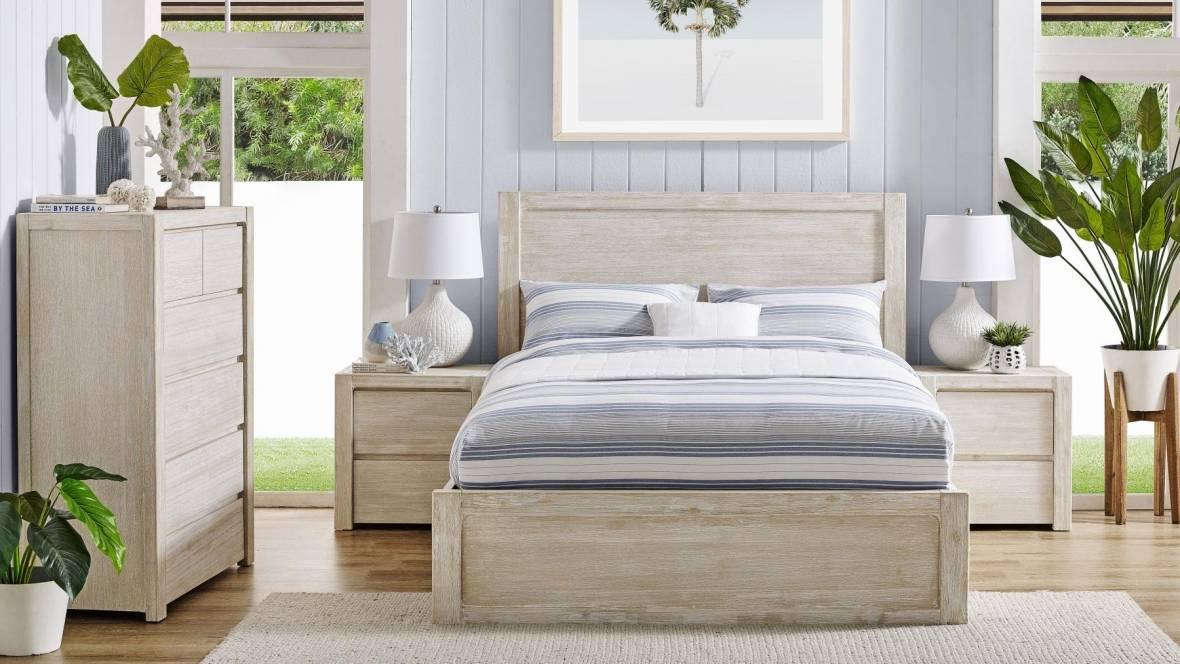 Cayman 4-Piece Bedroom Suite