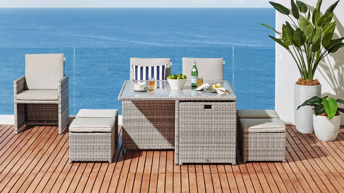 Sorrento Outdoor Dining Setting