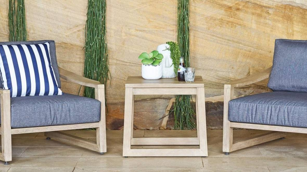 Angkor Outdoor Side Table