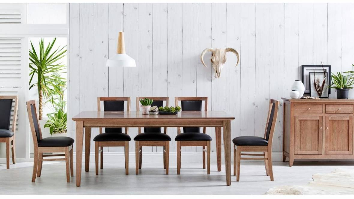 Claremont Rectangle Dining Table