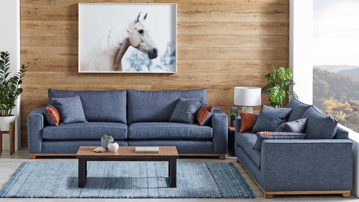 Orson Fabric Sofa