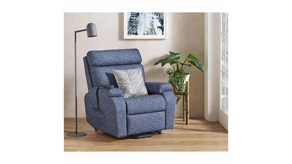 Serenity Fabric Lift Chair