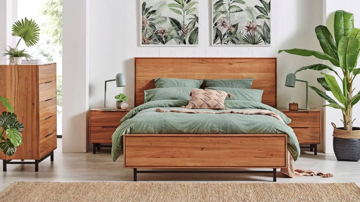 Belle 4-Piece Queen Bedroom Suite