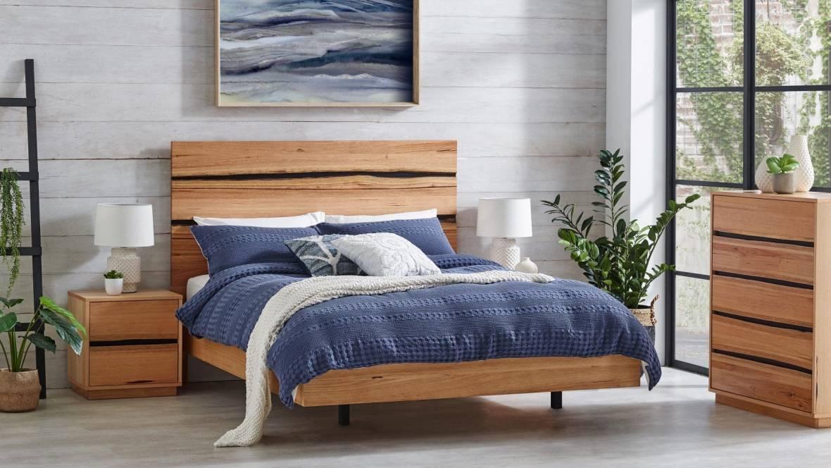 Luna 4-Piece Bedroom Suite