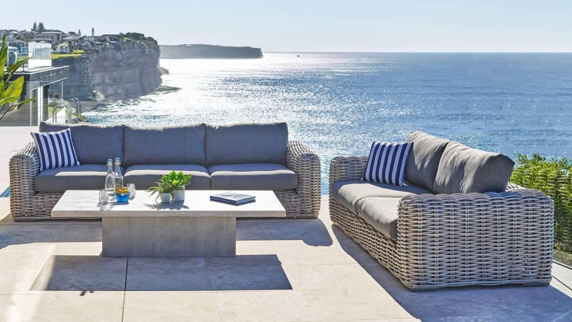 Burley Outdoor Sofa