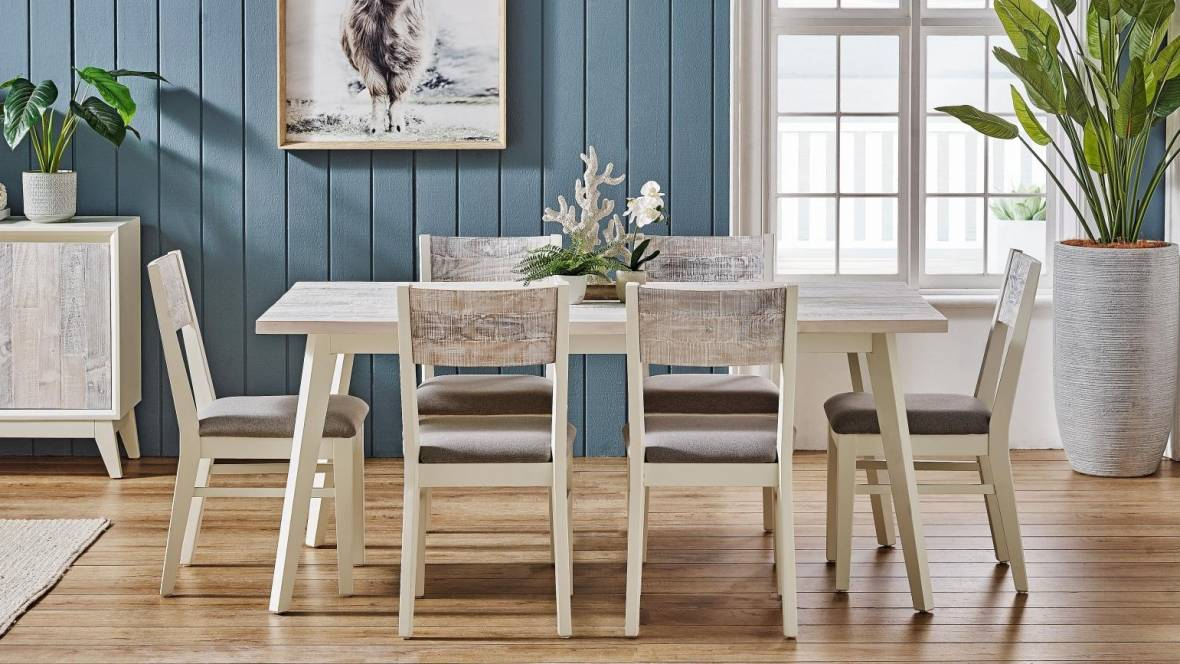 Bahamas 7-Piece Dining Setting