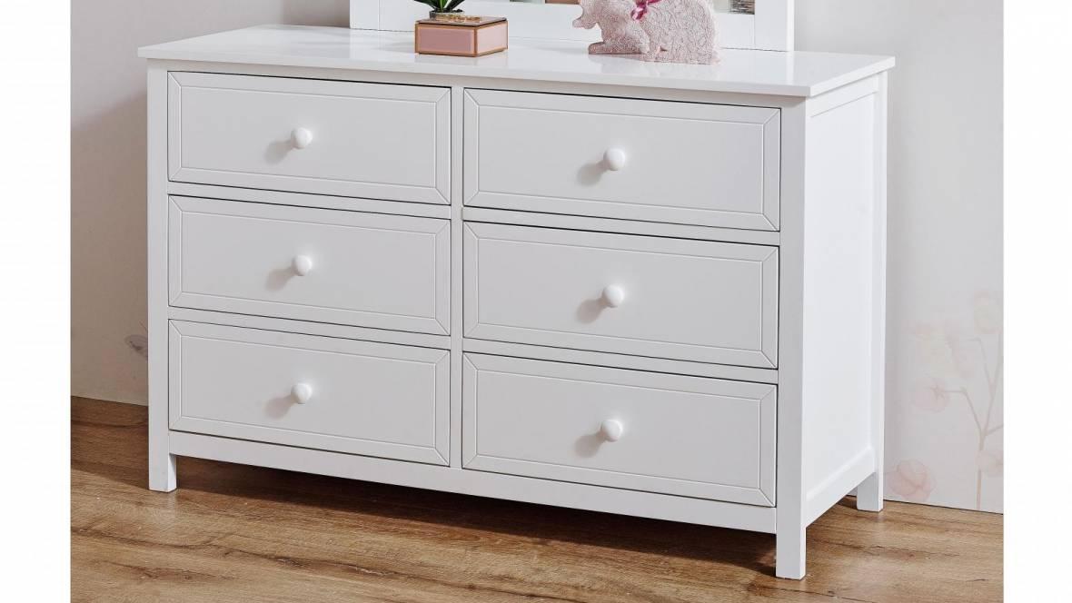 Shelly 6-Drawer Dresser