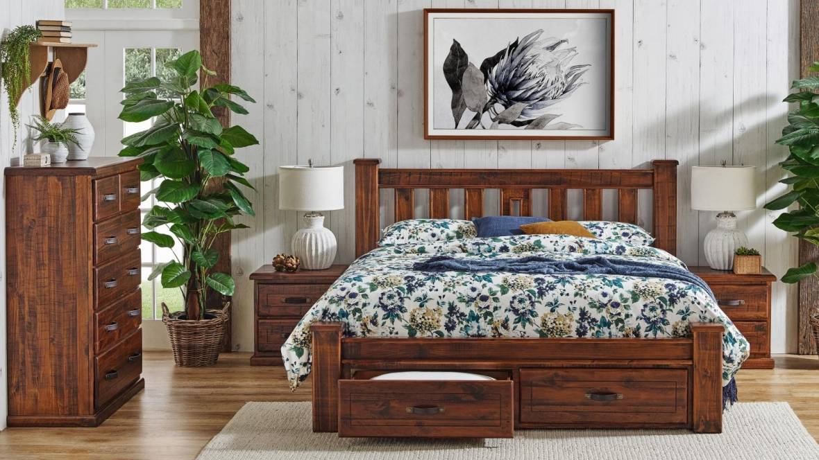 Derwent 4-Piece Bedroom Suite