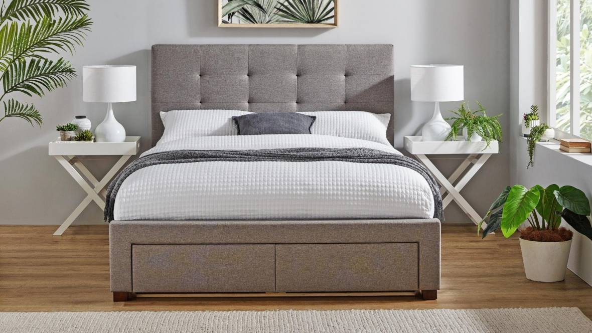 Oakley 2-Drawer Bed