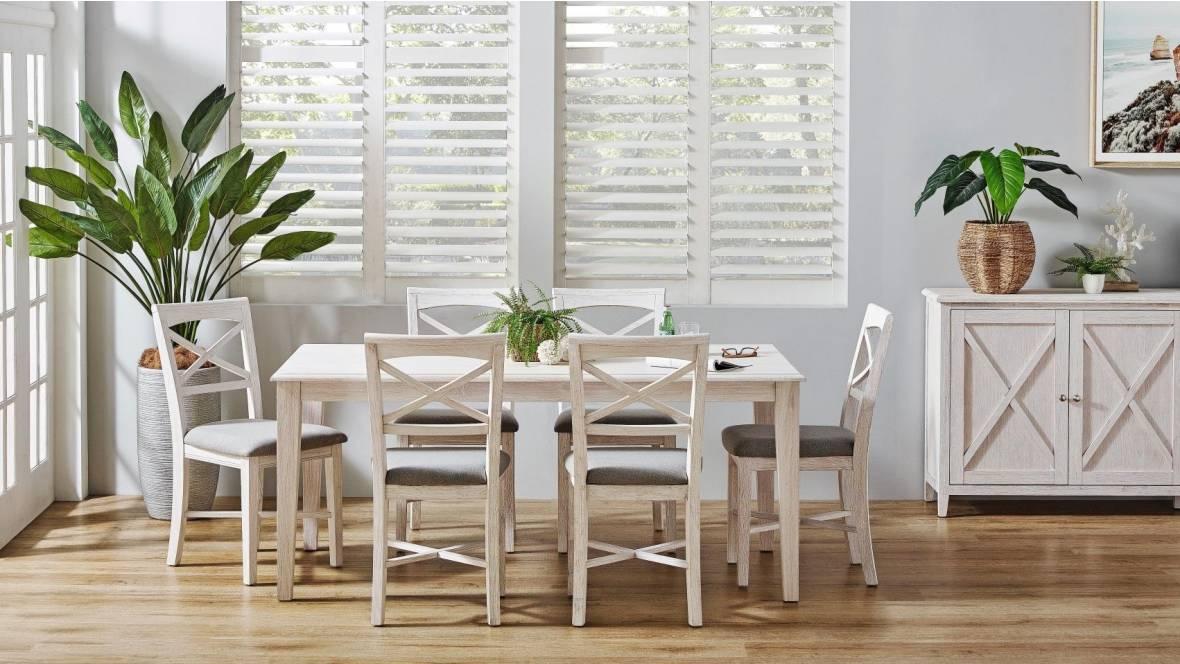 Clifton Rectangular Dining Setting