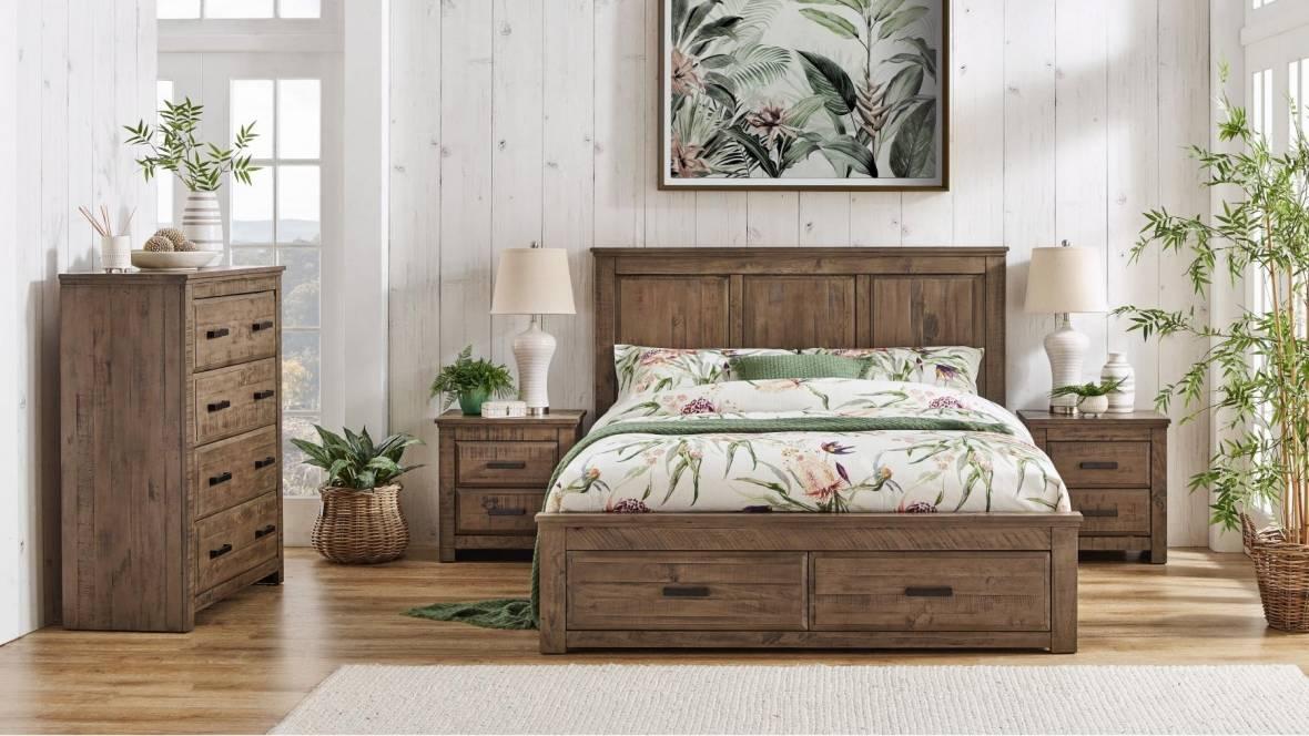 Abberton 2-Drawer Bed