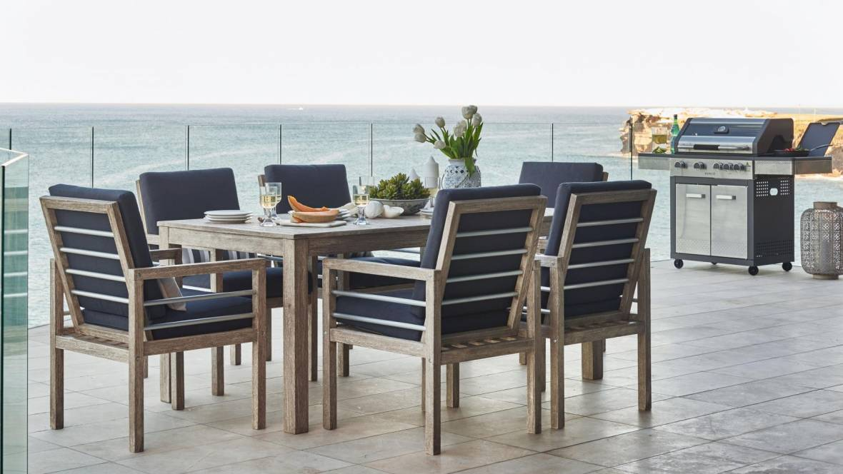 Hayman Outdoor Dining Setting