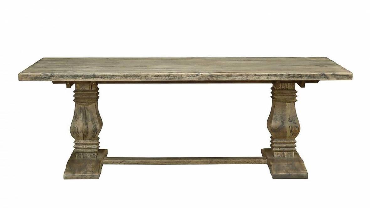 Nebraska Rectangular Dining Table - 230cm