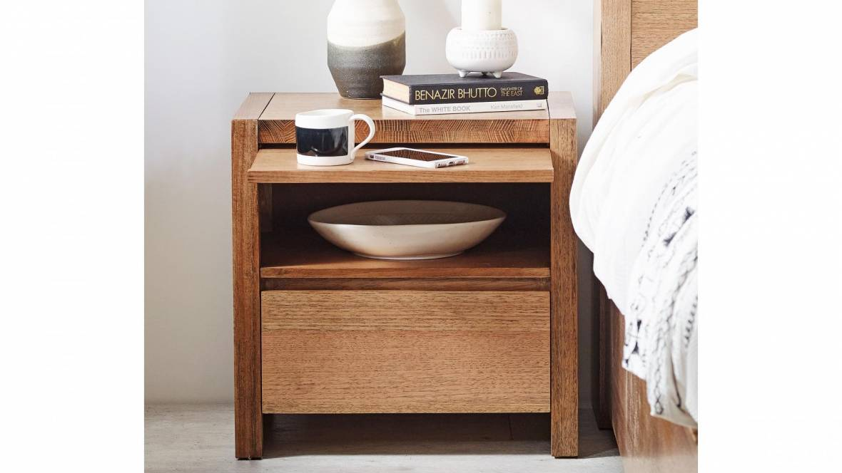 Accent 1-Drawer Bedside Table