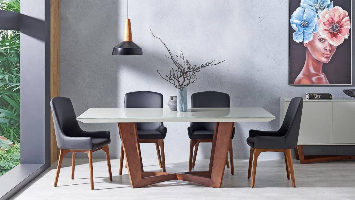 Harba 7-Piece Dining Setting